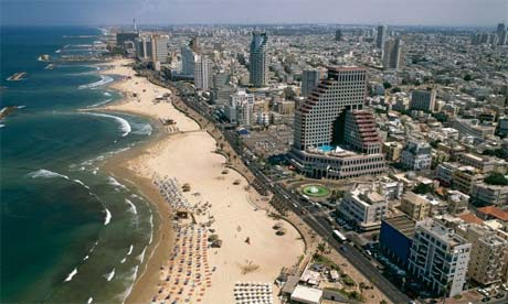Tel Aviv in Israel - Splendid beaches