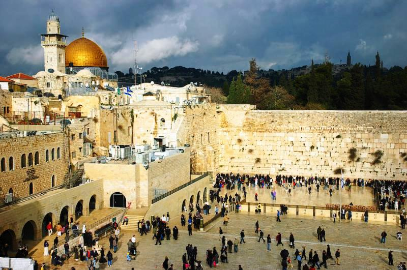 Jerusalem In Israel Top Cultural Destinations In Asia - Israel destinations