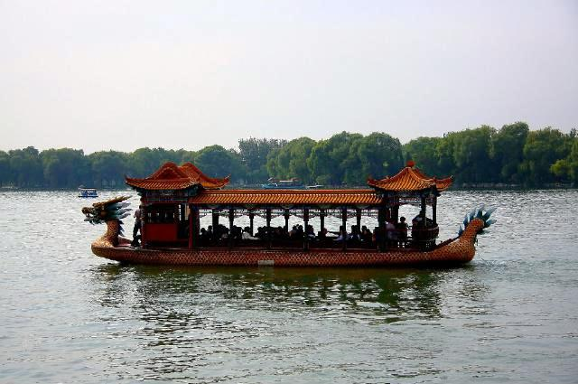 Beijing in China - Summer Palace