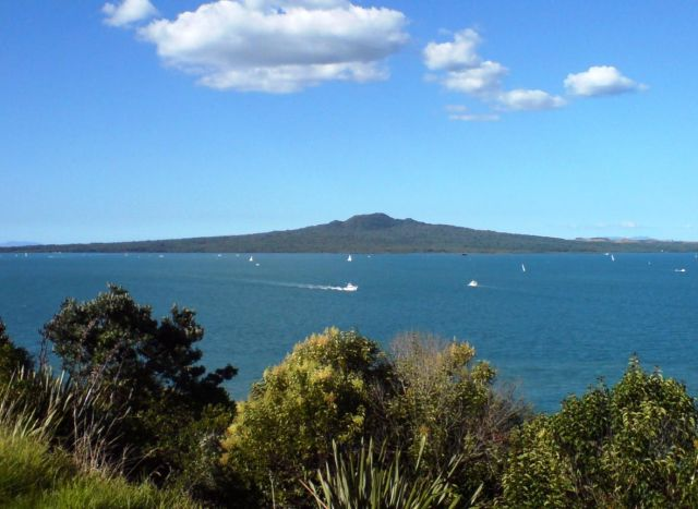 Rangitoto Island - North Head