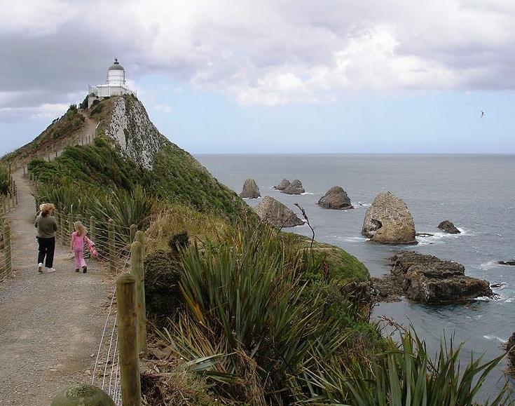 The Catlins Coast - Nugget Point