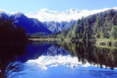 Fox and Franz Josef Glaciers  - Romantic getaway