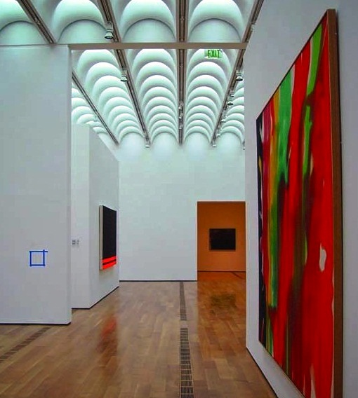 High Museum of Art - Interior gallery