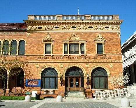 The Springfield Museums  - The George Walter Vincent Smith Art Museum