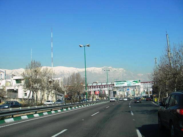Tehran casino