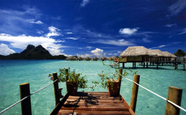 Tahiti the best tropical destinations for Tropical places to travel