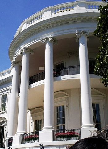 White House - The best touristic attractions in Washington,DC
