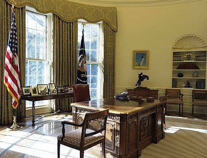 White House - Oval Office