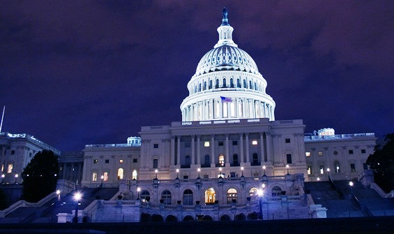 US Capitol - Night view