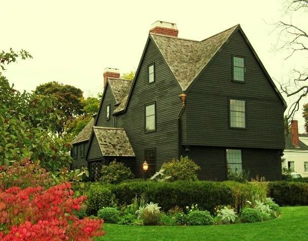 Images salem house of seven gables 10528 for Salem house