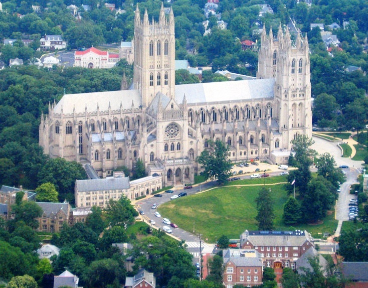 National Cathedral - Overview
