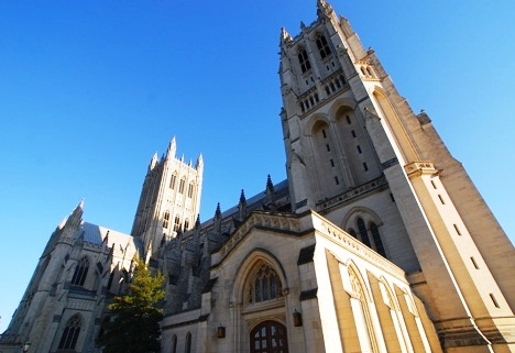 National Cathedral - Side view