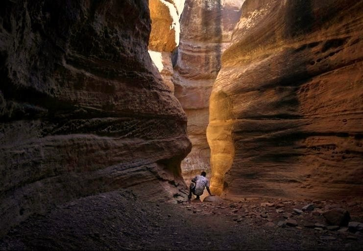 Canyonlands National Park  - Mysterious place