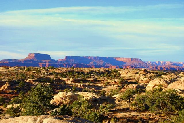 Canyonlands National Park  - The Island in the Sky