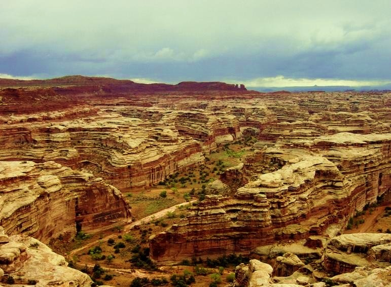 Canyonlands National Park  - The Maze