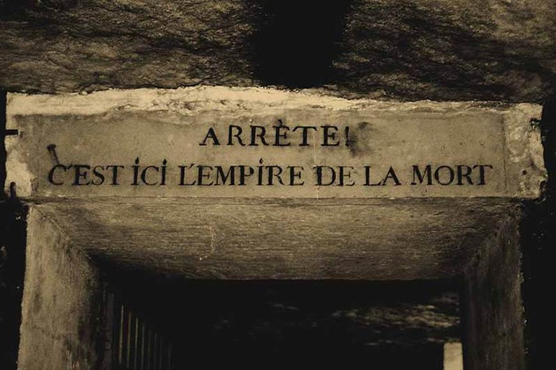Strangest tourist attractions in the world gt the catacombs of paris