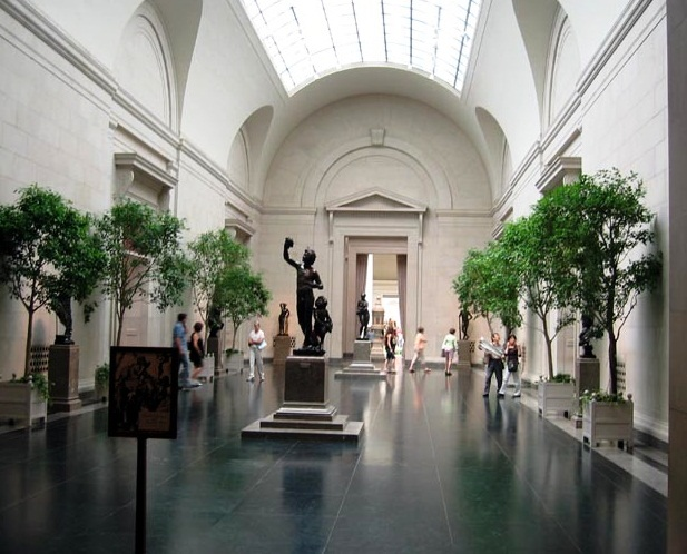 The National Gallery of Art - Interior beauty