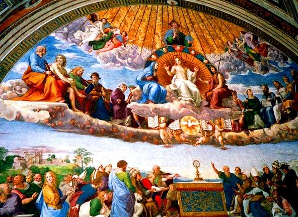 Vatican City State - Fabulous art master pieces