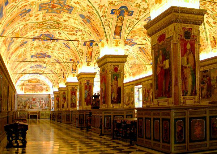 Vatican City State - Spectacular interior design