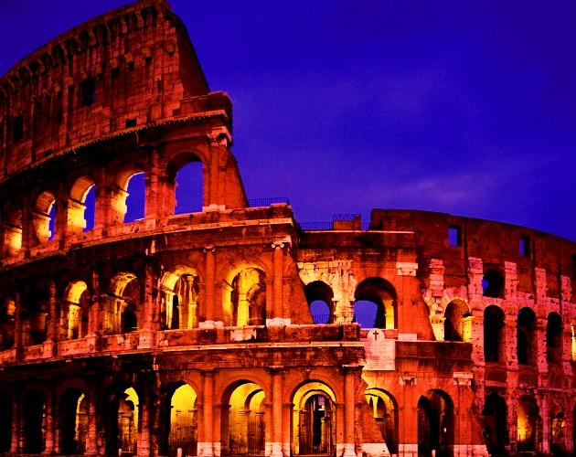 Vatican City State - The Colosseum