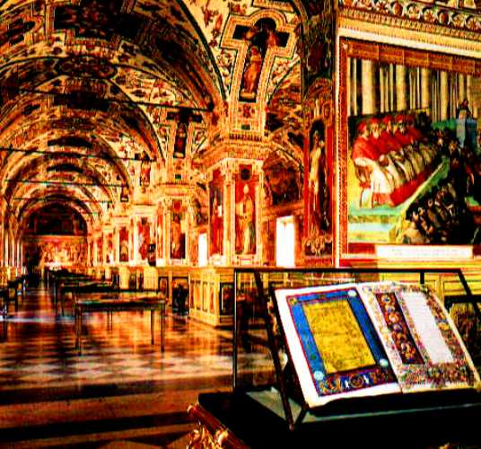 Vatican City State - The Vatican Library