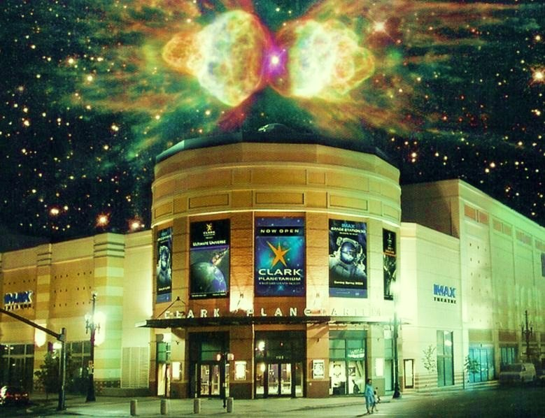 Salt Lake City - Clark Planetarium