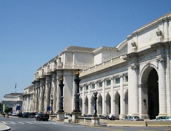 Union Station - Exterior view