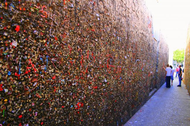 "The BubbleGum Alley - ""BubbleGum Alley"" view"