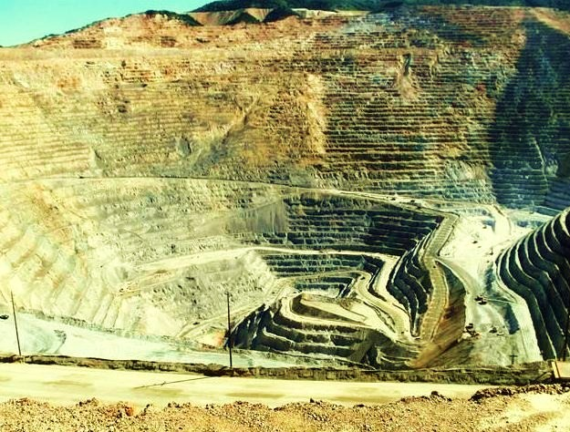 The Bingham Canyon Mine - Overview
