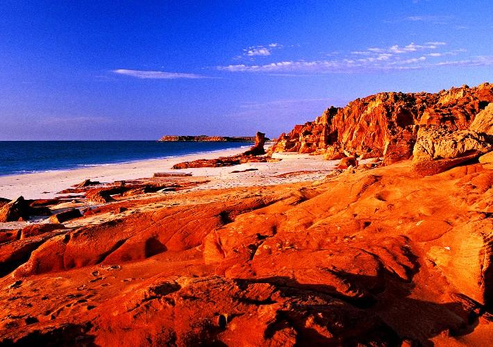 Australia - Attractive natural venues