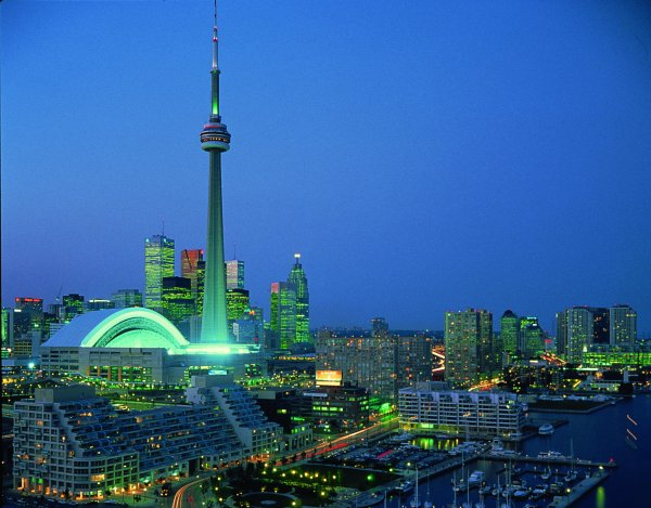 Toronto in canada the best places to visit in canada for Canadian cities to visit