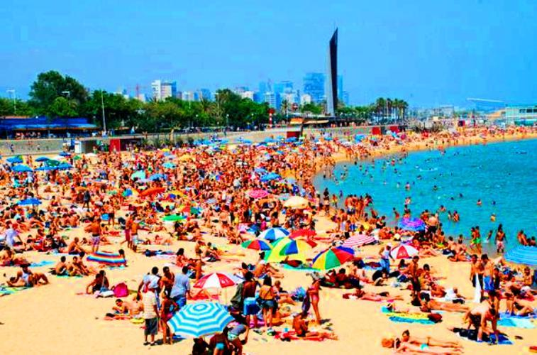 Barcelona spain images perfect holiday destination