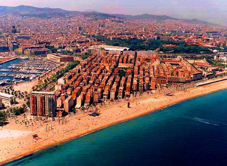 Beautiful Beach Cities In Spain