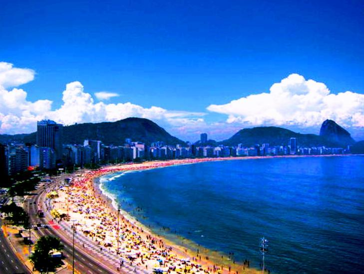 most incredible beach cities in the world gt; Rio de Janeiro, Brazil