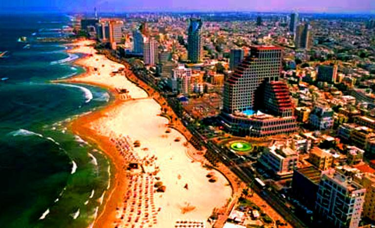 Tel Aviv Israel The Most Incredible Beach Cities In The