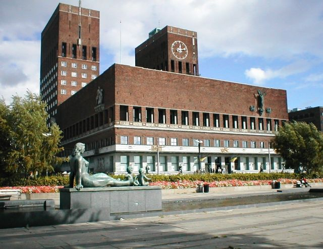 Oslo - City Hall