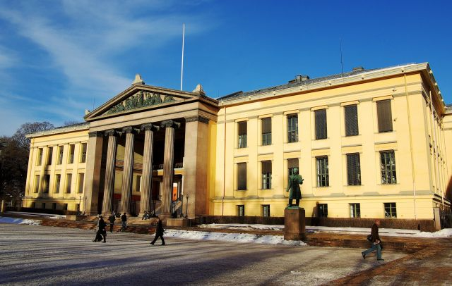places to visit in oslo