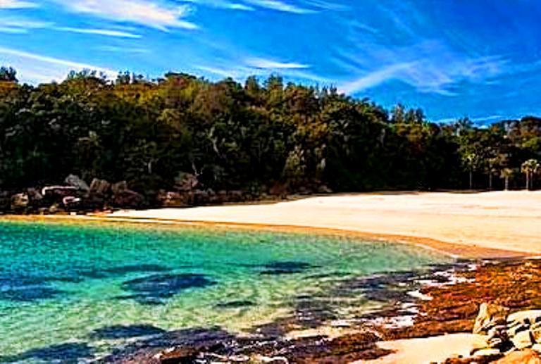 Sydney Australia The Manly Beach