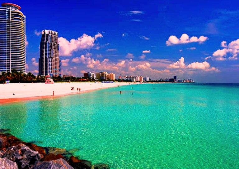 United States Of America Beach Destinations The Best Beaches In