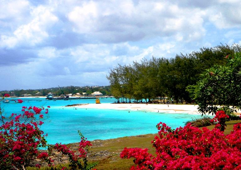 Miami United States Of America The Barbados Beach
