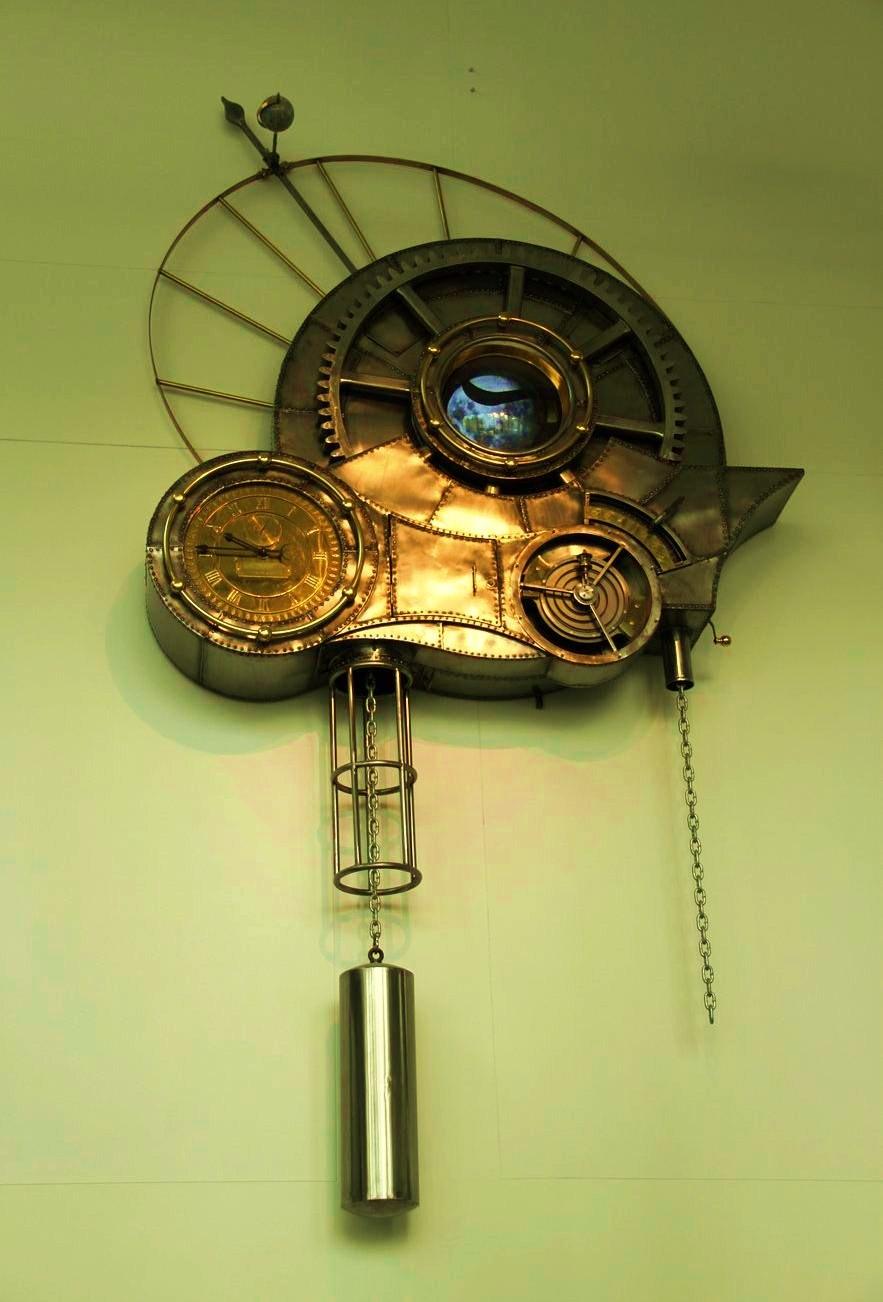 Questacon - Interesting clock