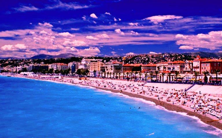 Nice France Excellent Holiday Destination