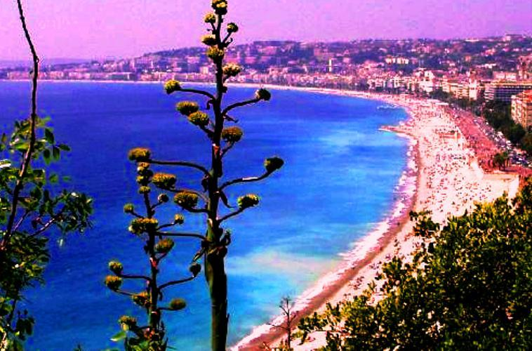 Nice, France - Incredible natural sites