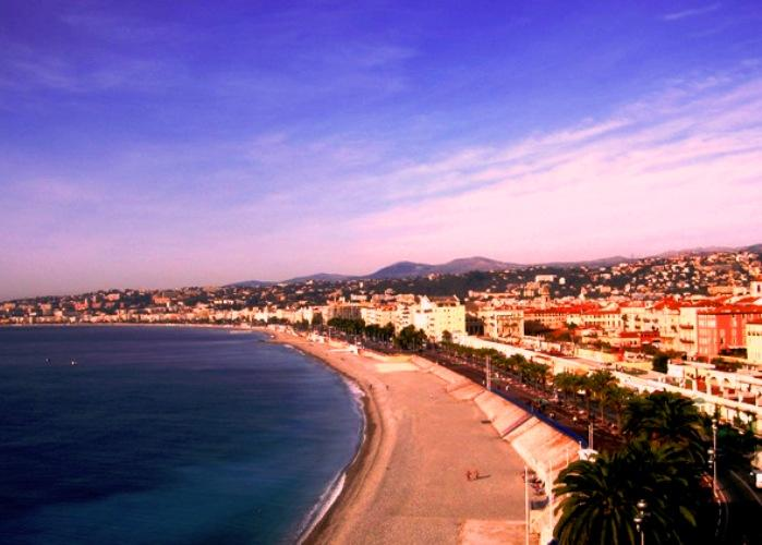 Nice, France - Modern facilities and activities