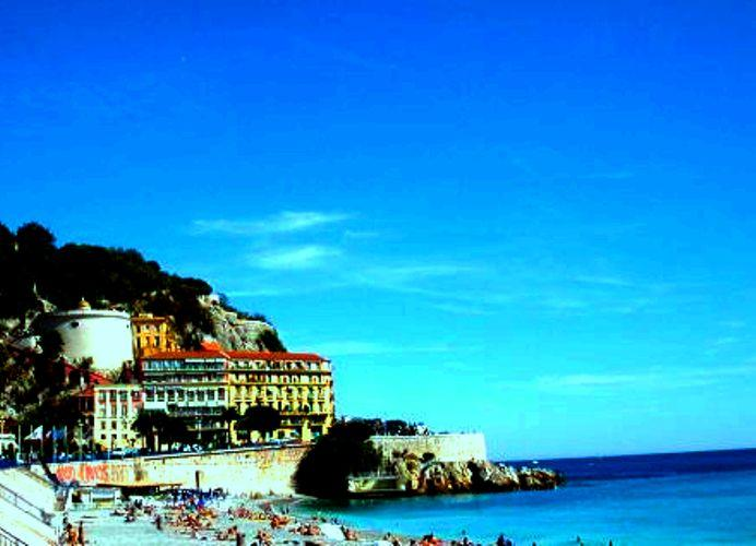 Nice, France - Spectacular beach resorts