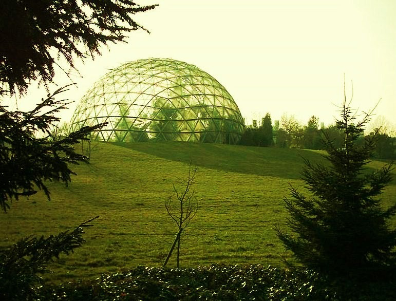 The Botanical Garden Dusseldorf  - The Dome