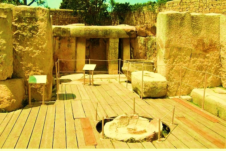 Tarxien Temples The best touristic attractions in Malta