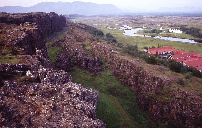 Thingvellir National Park - Pitoresque view