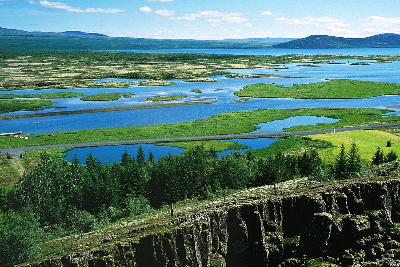 Thingvellir National Park - Stunning view