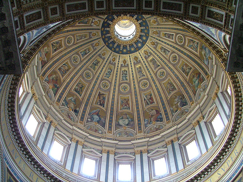 St. Peter's Basilica - Dome of St. Peter